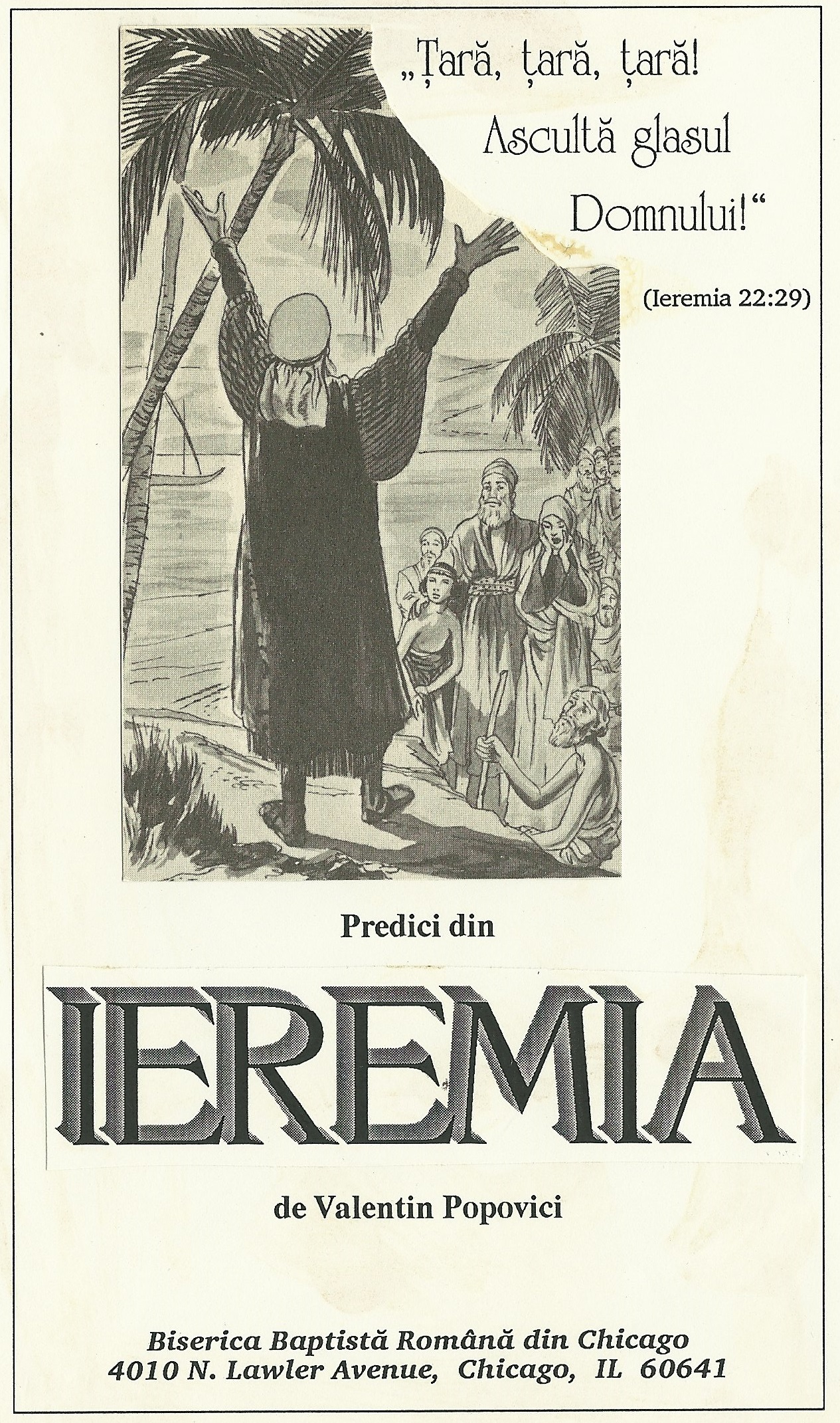 Ieremia cover image