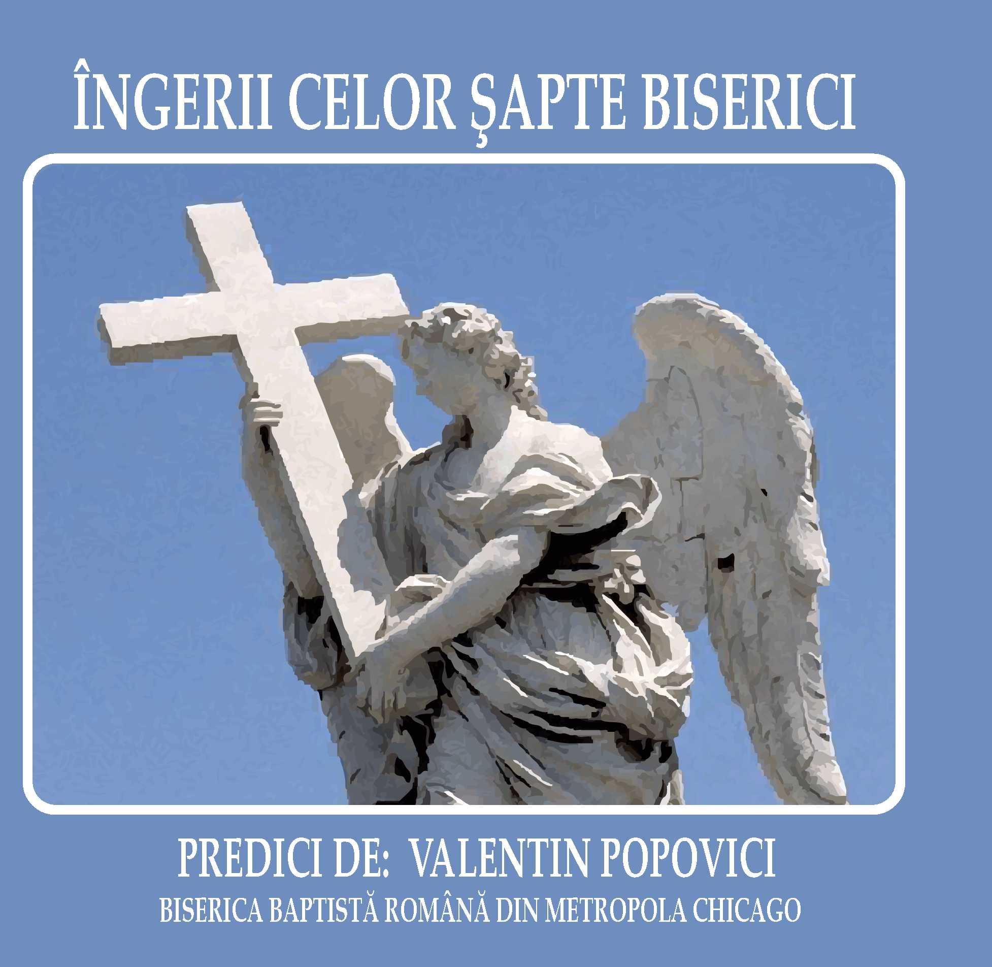 Ingeri Celor Sapte Biserici cover image