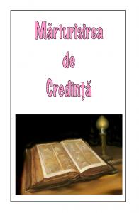 Marturisire de Credinta