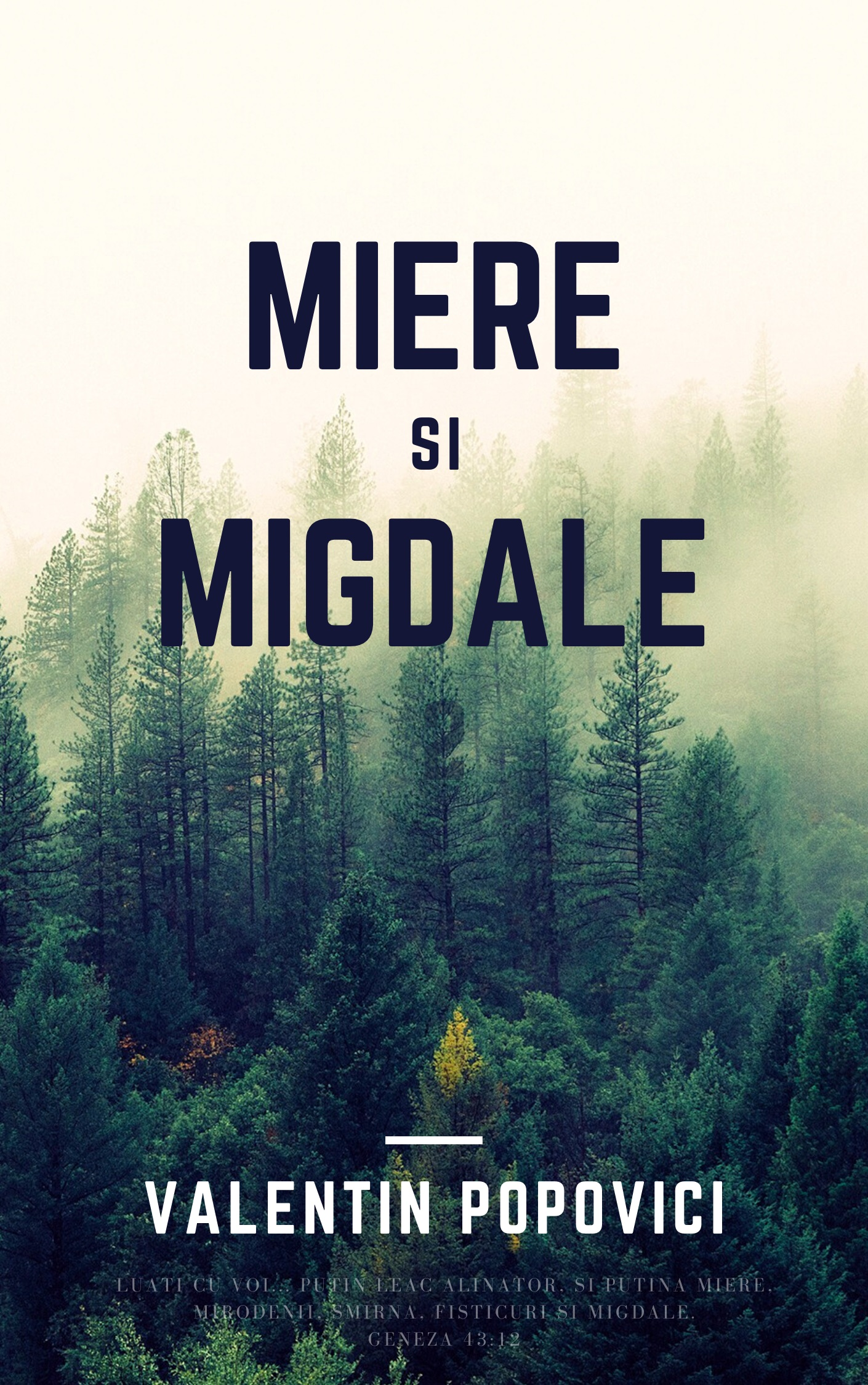 Miere si Migdale 2